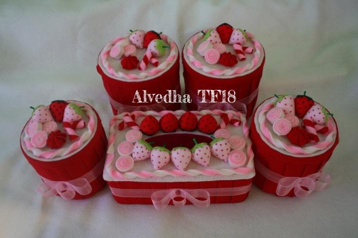 Paket B, TF18 Merah